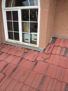 Loose tile roof repair calgary