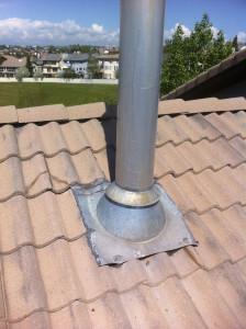 Roof Vent Repair Calgary