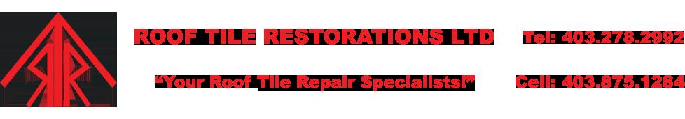 Roof Tile Restorations Ltd.